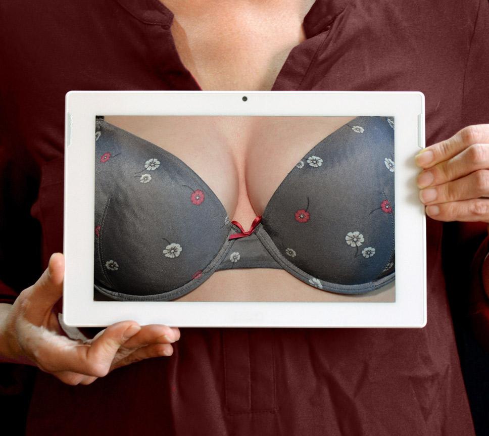 Implante de Silicone Mamário